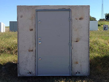 Concrete Safe Rooms Hausner S Est 1954